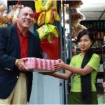cola delivery Myanmar sep 2012