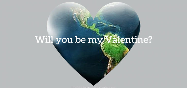 Valentine's Day 2016 for you greenie sweethearts